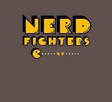 NERDFIGHTERS! Womens Fitted T-Shirt