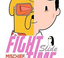 FIGHT TIME by ManuRodGut