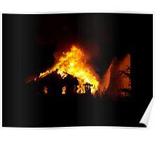 Arson  Poster