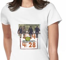 Some Smart Numbers! Womens Fitted T-Shirt