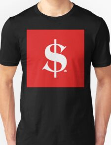 Dollar Diamond   Lust Brick T-Shirt