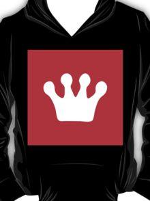 Fresh Thread Shop Crown Logo   Lust Brick T-Shirt