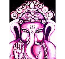 Ganesha radiating Love Photographic Print