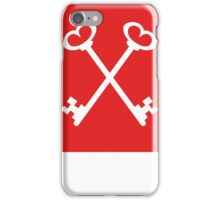 Masonic Keys | Lust Brick iPhone Case/Skin