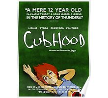 Cubhood Poster