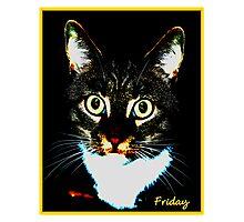 Friday Photographic Print