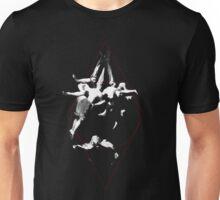 Vuelo de Brujas Unisex T-Shirt