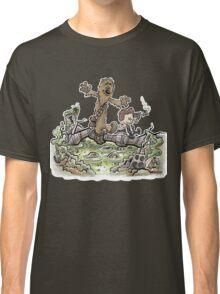 Han & Furball Classic T-Shirt