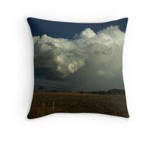 Thunder Cell  Throw Pillow