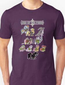 My little fellowship of the ring Unisex T-Shirt