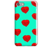 Grinning Hearts iPhone Case/Skin