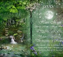 May - Willow Moon by Celtic Mystery