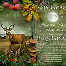 September - Hazel Moon by Angie Latham