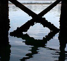 Under the Pier by bluemtnblues