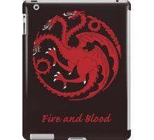 House Targaryen iPad Case/Skin