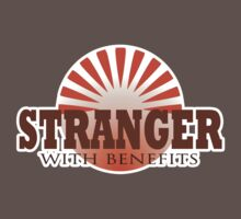 Stranger t-shirt by valizi