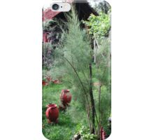 Freda in Her Paradise at Our Home in Barda, Romania iPhone Case/Skin