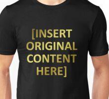 The Golden Rule Unisex T-Shirt