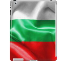 Bulgaria Flag iPad Case/Skin