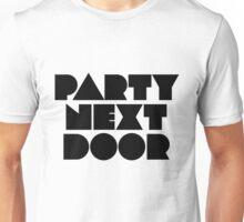 Party Next Door (Vapor Wave) Unisex T-Shirt