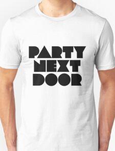 Party Next Door (Vapor Wave) T-Shirt