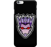 TFxGB - Evil Gozerian (Faction Head) Horizon Lines iPhone Case/Skin