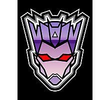 TFxGB - Evil Gozerian (Faction Head) Horizon Lines Photographic Print