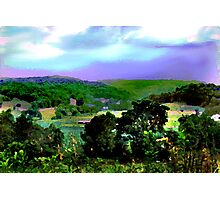 Eastern PA Valley Photographic Print