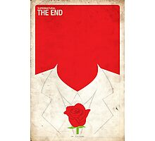 Supernatural 5x04 - The End Photographic Print