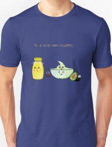 Honey-Vanilla Avocado Pudding No BG T-Shirt