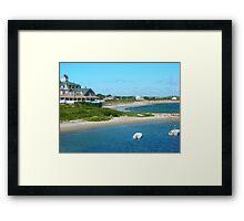 Block Island, Rhode Island Framed Print