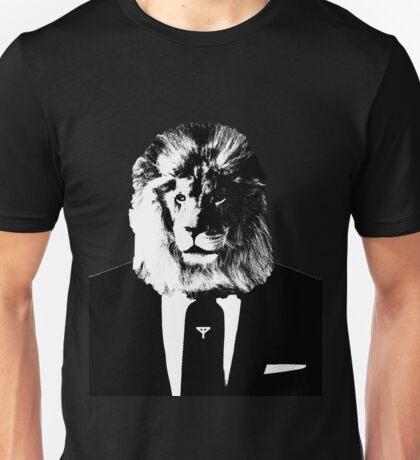 business lion Unisex T-Shirt