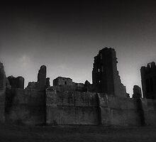 Kenilworth Castle  by Mark Mitrofaniuk