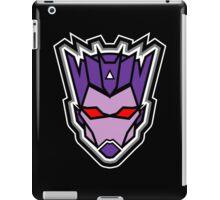 TFxGB - Evil Gozerian (Faction Head) Flat Colors iPad Case/Skin