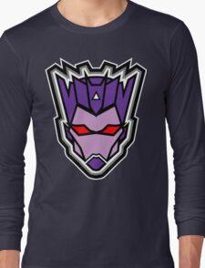 TFxGB - Evil Gozerian (Faction Head) Flat Colors Long Sleeve T-Shirt