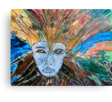 Gaia's Disappointment Canvas Print