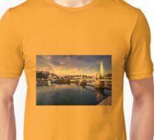 Golden Quay  Unisex T-Shirt