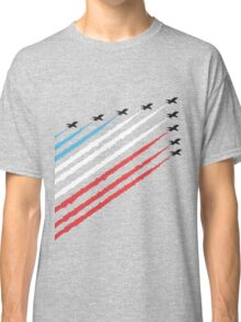 RAF Red Arrows Formation Classic T-Shirt