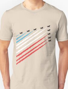 RAF Red Arrows Formation T-Shirt