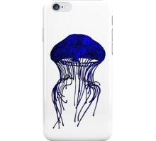 JELLYFISH - BLUE iPhone Case/Skin