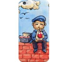 Benny (Supernatural) iPhone Case/Skin