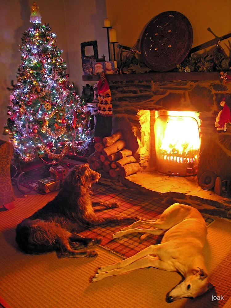 a winter warmer by joak