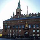 Copenhagen City Hall by CreativeEm