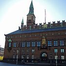 Copenhagen City Hall by CreativeEm