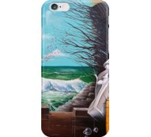 Drowning by indifference iPhone Case/Skin