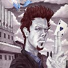 Tom Waits by Jeremy Baum