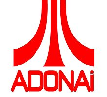ADONAI by tshirtchristian