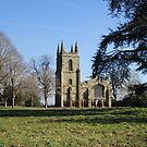 Canons Ashby Church by CreativeEm