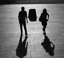 The Break Up (2-12) by David Petranker