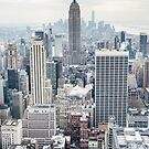 Top of the Rock by jlv-